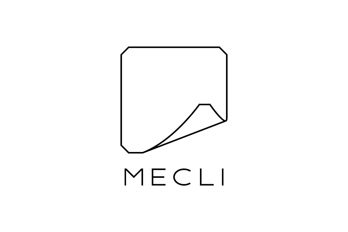 MECLIのロゴデザイン
